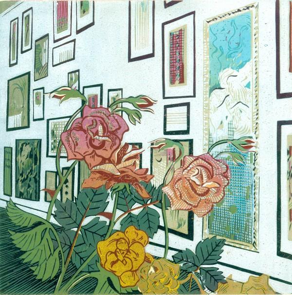 Róże Wyspiańskiego w Muzeum Narodowym